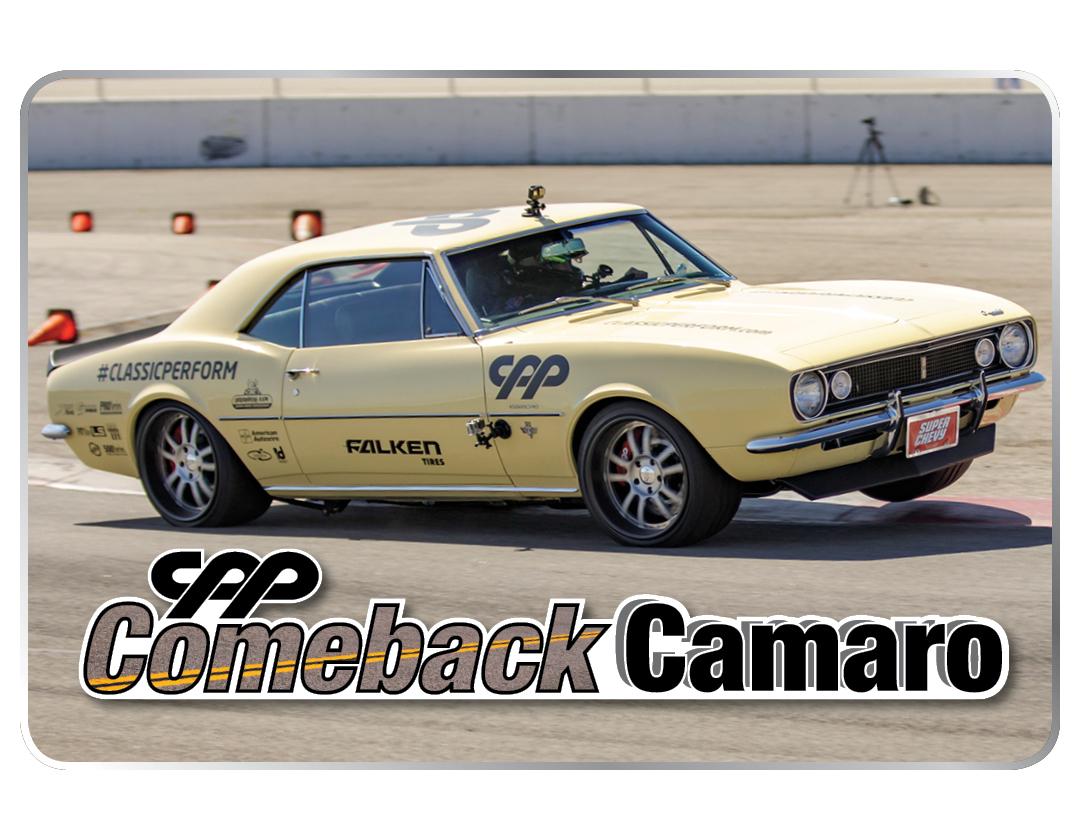 72 Camaro