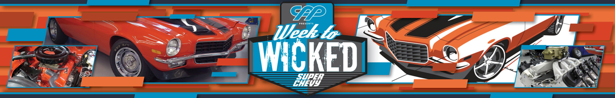 CPP & Classic Trucks: Week to Wicked!
