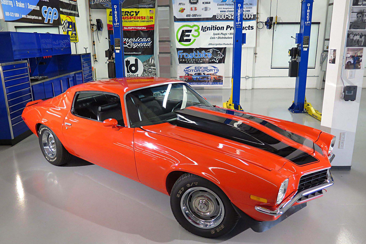 CPP Week to Wicked: 1972 Camaro!